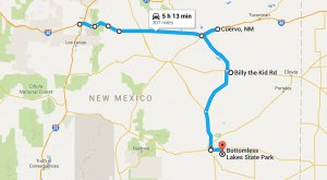 10 Amazing Places You Can Go On One Tank Of Gas In New Mexico