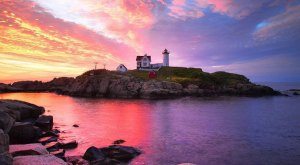 These 12 Incredible Instagram Photos Capture The Pure Beauty Of Maine
