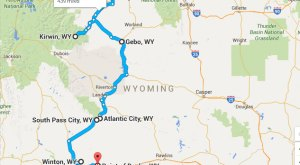 Take A Haunting Road Trip To 7 Ghost Towns In Wyoming