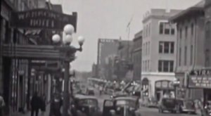 This Rare Footage In The 1930s Shows Wyoming Like You've Never Seen Before