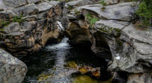 This Swimming Spot Has The Clearest, Most Pristine Water In Colorado