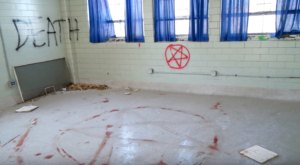 What Was Discovered At This Abandoned School Will Give You Goosebumps