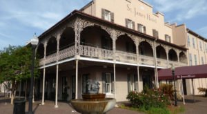 You'll Never Forget Your Stay At The Most Haunted Hotel In Alabama