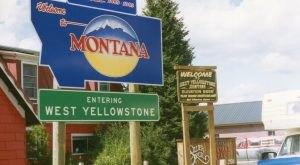 10 Surefire Ways To Always Spot A Tourist In Montana