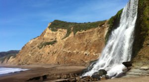 10 Unbelievable Northern California Waterfalls Hiding In Plain Sight… No Hiking Required