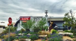 A Tiny Shop In Texas, The Blue Bonnet Cafe Serves Mouthwatering Pie