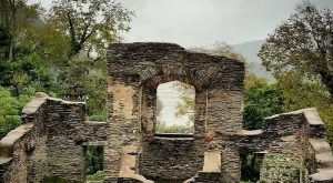The Remnants Of This Abandoned Church in West Virginia Are Hauntingly Beautiful