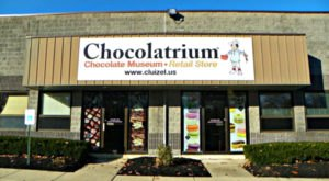 Visit Chocolatrium In New Jersey For A Sugar-Fueled Outing
