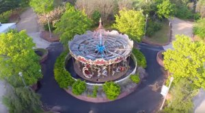 What This Drone Footage Captured At This Abandoned Missouri Theme Park Is Truly Grim