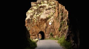 These Unique Tunnels In New Mexico Are Downright Surreal