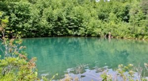 This Swimming Spot Has The Clearest, Most Pristine Water In Virginia