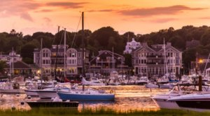 These Are The 14 Most Beautiful Harbors In Massachusetts… And You'll Want To Visit