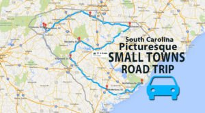 Take This Road Trip Through South Carolina's Most Picturesque Small Towns For An Unforgettable Experience