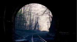 This Tunnel In Massachusetts Has A Dark And Terrible Secret