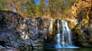 9 Unbelievable Minnesota Waterfalls Hiding In Plain Sight… No Hiking Required