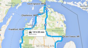 Take This Road Trip Through Michigan's Most Picturesque Small Towns For An Unforgettable Experience