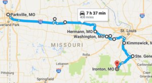 Take This Road Trip Through Missouri's Most Charming Small Towns For An Amazing Experience