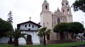 These 7 Breathtaking Missions In Northern California Are Loaded With History