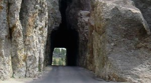 There's Something Incredibly Unique About This One Tunnel In South Dakota