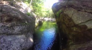 This Swimming Spot Has The Clearest, Most Pristine Water In New Hampshire