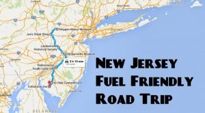 7 Amazing Places You Can Go On One Tank Of Gas In New Jersey