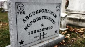 One Of The Most Unique Tombstones In The World Is Right Here In Maryland