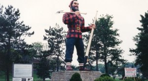 16 Bizarre Roadside Attractions In Maine That Will Make You Do A Double Take