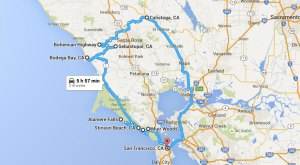 9 Amazing Places You Can Go On One Tank Of Gas From San Francisco