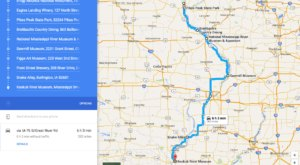10 Amazing Places You Can Go On One Tank of Gas In Iowa
