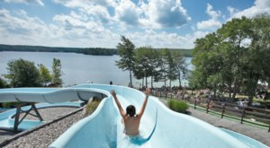 A Little Known Lake In Massachusetts, Breezy Picnic Grounds Will Be Your New Favorite Summer Destination