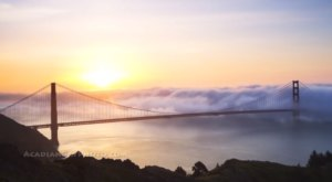 This Amazing Timelapse Video Shows San Francisco Like You've Never Seen it Before