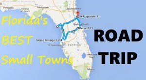 Take This Road Trip Through Florida's Most Picturesque Small Towns For An Unforgettable Experience