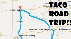 This Texas Taco Tour Will Send Every Foodie's Taste Buds To Heaven