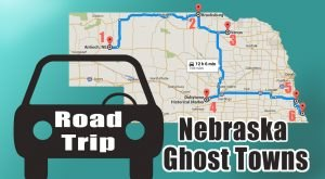 This Haunting Road Trip Through Nebraska Ghost Towns Is One You Won't Forget