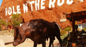 7 Bizarre Roadside Attractions In Utah That Will Make You Do A Double Take