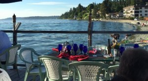 These 12 Beachfront Restaurants In Washington Are Out Of This World