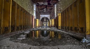 The Remnants Of Abandoned Larimer School In Pittsburgh Are Hauntingly Beautiful