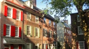 Stroll Down America's Oldest Street Right Here In Pennsylvania