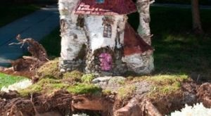 Most People Don't Know New Hampshire Has A Fairy House Tour… And It's Positively Magical