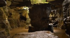 Explore These Little-Known Caverns In Ohio For A One-Of-A-Kind Adventure