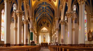 The Inside of This Famous Basilica in Indiana Is Absolutely Stunning