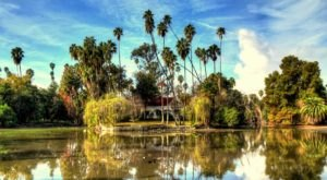 The Little Known Lake In Southern California That'll Be Your New Favorite Destination