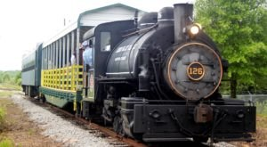 Take This BBQ Train In South Carolina For An Adventure You Won't Forget
