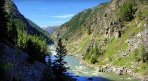 This Beautiful Montana Wilderness Trail Takes You Through Paradise