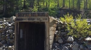 This Tour Through An Old Gold Mine Near Denver Will Take You Back In Time