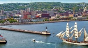 10 Reasons To Drop Everything And Go To The Tall Ships Festival In Duluth