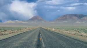 Driving Down This Haunted Nevada Road May Give You Nightmares