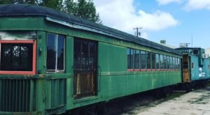 This Train In Louisiana Is Actually A Restaurant And You'll Want To Visit
