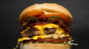 This Ultimate Burger Bucket List In Oregon Will Make Your Mouth Water