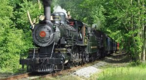 Wilmington And Western Railroad In Delaware Is Actually A Restaurant And You'll Want To Visit